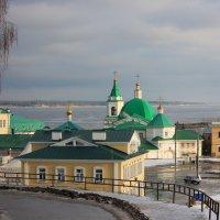 Виды Чебоксар :: Ната Волга