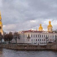 Николо-Богоявленский Никольский (Морской) собор :: Владимир Демчишин