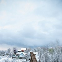 Зима :: Irina Uzlovskaya