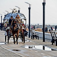 Возвращающийся транспорт :: Анатолий Чикчирный