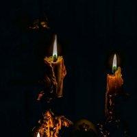 Свеча! :: ольга кривашеева