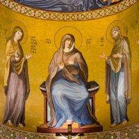 капелла Норманнского дворца в Палермо :: человечик prikolist
