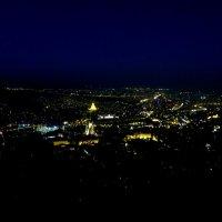 Тбилиси ночью :: Наталья Джикидзе (Берёзина)