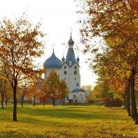 Церковь Рождества Христова на Средней Рогатке :: Владимир Гилясев