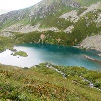 Озеро Айматлы-Джагалы-Кель :: Александра Маркус