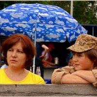 Двое под зонтом... :: Кай-8 (Ярослав) Забелин