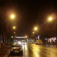Великие Луки, вечер... :: Владимир Павлов