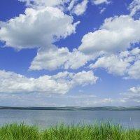Весенний горизонт :: юрий Амосов