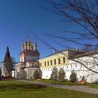 Свято-Успенский Иосифо-Волоцкий монастырь. :: Oleg4618 Шутченко
