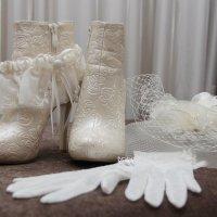 Утро невесты :: Helga Shiryaeva