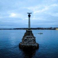 Памятник затопленным кораблям - Севастополь :: Мария ST