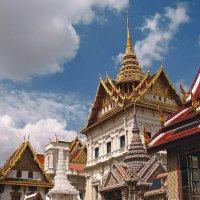 Бангкок. Во дворце короля. :: Александр С.