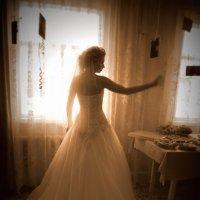 Невеста-статуэтка :: Юлия Маслова