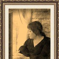 Девушка у окна . :: A. SMIRNOV