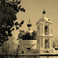 Зима :: Андрей Куприянов