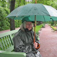 Одиночество в Летнем саду :: Наталья