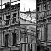 городские зеркала :: Дмитрий Анцыферов