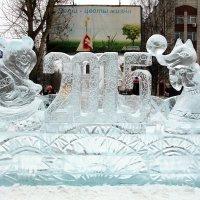 Ледяной городок :: Галина Новинская
