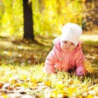 Малышка :: Ольга Агафонова