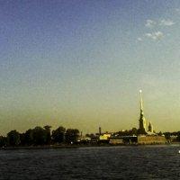 Вид на Петропавловскую крепость. Санкт-Петербург :: Константин Тимченко