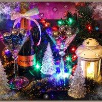 Новогодний калейдоскоп. :: Милена )))