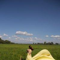 в поле :: Антонина