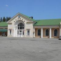 Вокзал :: Сергей Грымов
