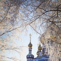 Храм :: Павел Сухоребриков