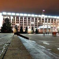 Здание Правительства Самарской области на пл. Славы :: Денис Кораблёв