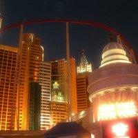Блеск ночного Лас-Вегаса. :: Владимир Смольников