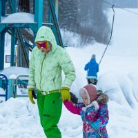 все на лыжи :: Эдуард