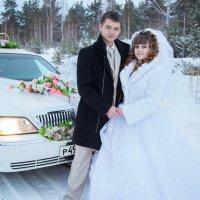 Свадьба под Новый год! :: игорь козельцев