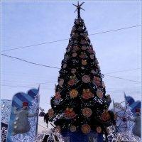 Новогодняя ель :: Вера