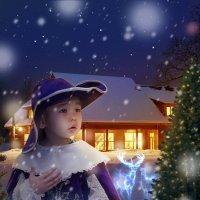 новогодний :: Надежда Тихонова _  Nadin Ti  _