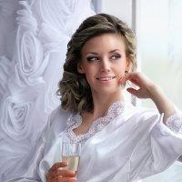 Wedding. Morning bride :: Pavel Skvortsov
