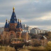 Храм Державной иконы Божией Матери в Москве :: Михаил Михальчук