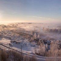 туман рассеялся :: Дамир Белоколенко