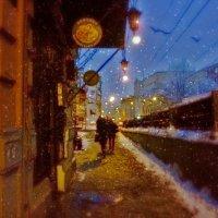 Утро в городе :: Aioneza (Алена) Московская