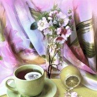 Чай с лимоном :: Aioneza (Алена) Московская