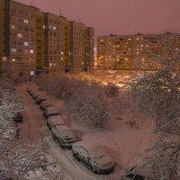 ...А вот и зима!!! :: Сергей Сердечный