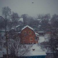 настоящая зима :: Василиса Докторова