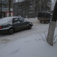 Зима пришла. :: Sergey Serebrykov