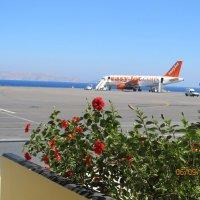 о.Крит( аэропорт ) :: Наталья
