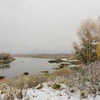 Первый визит зимы :: Валентин Котляров