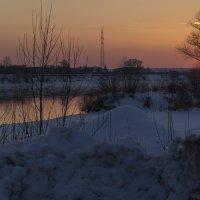 Зимний вечер :: sorovey Sol