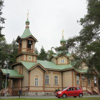 Православная церковь Св. Николая :: Елена Смолова