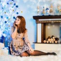 Новогоднее настроение :: Людмила Желонина