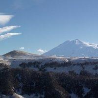 Эльбрус ... зима ... :: Vadim77755 Коркин