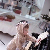 пианист))) :: Ирина Котелевская