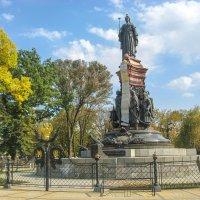 Памятник Екатерине II :: Elena Izotova
